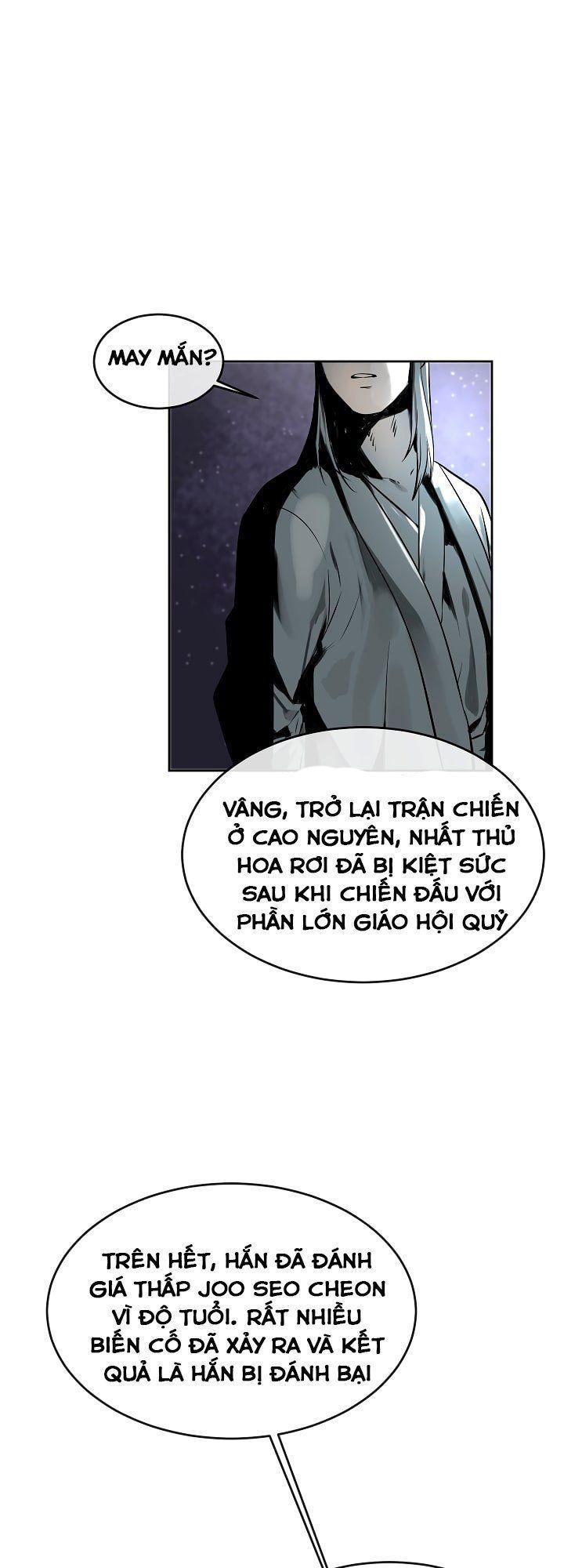 Volcanic Age - Huyết Chiến Hoa Sơn Chapter 80 - Trang 47