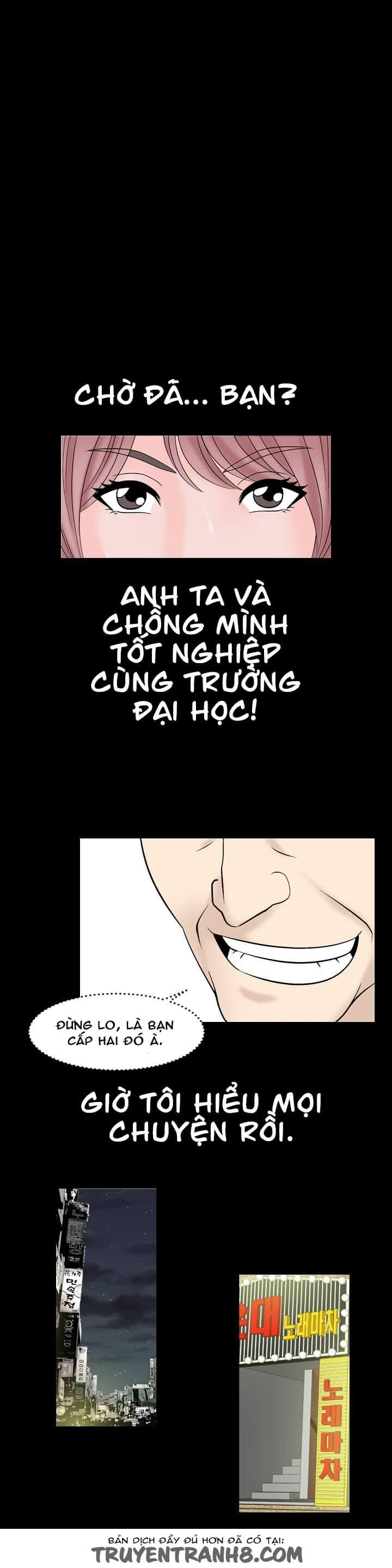 The Taste Of The Hand Chapter 27 - Trang 19