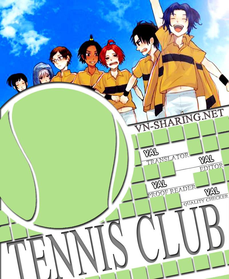 Prince of Tennis Chap 292 . Next Chap Chap 293