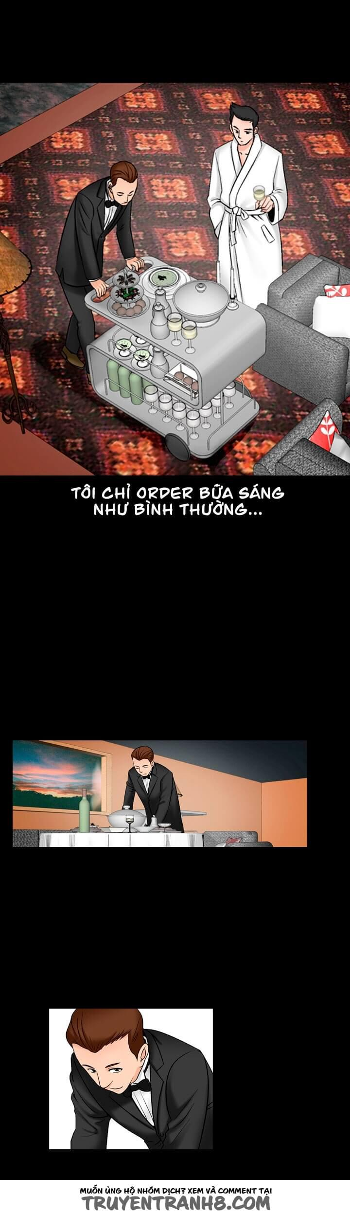 The Taste Of The Hand Chapter 32 - Trang 20