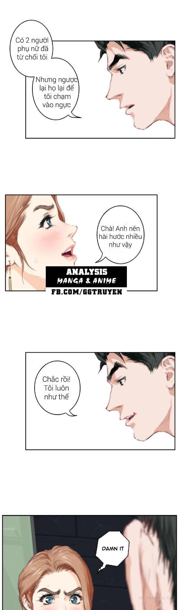 H-Mate Chapter 86 - Trang 14