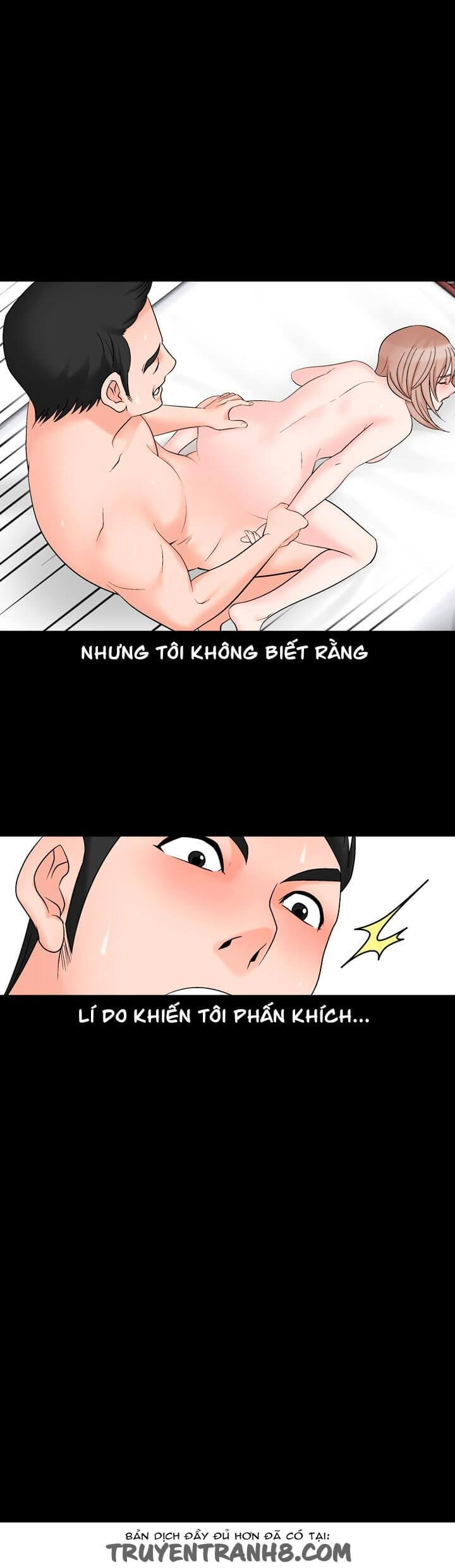 The Taste Of The Hand Chapter 32 - Trang 28