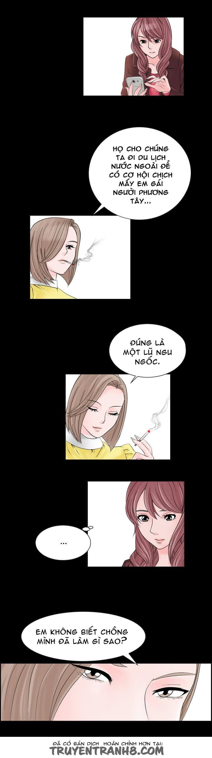The Taste Of The Hand Chapter 7 - Trang 23