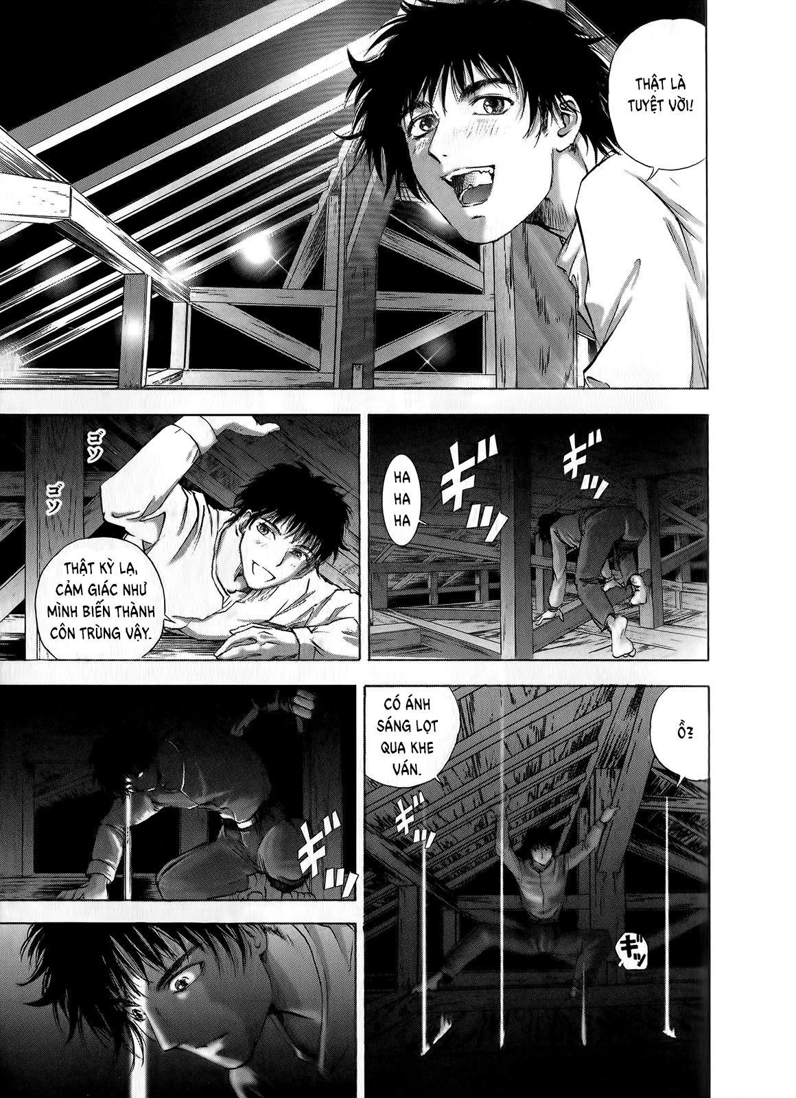 Dị Nhân Quán Chapter 1 - Trang 14