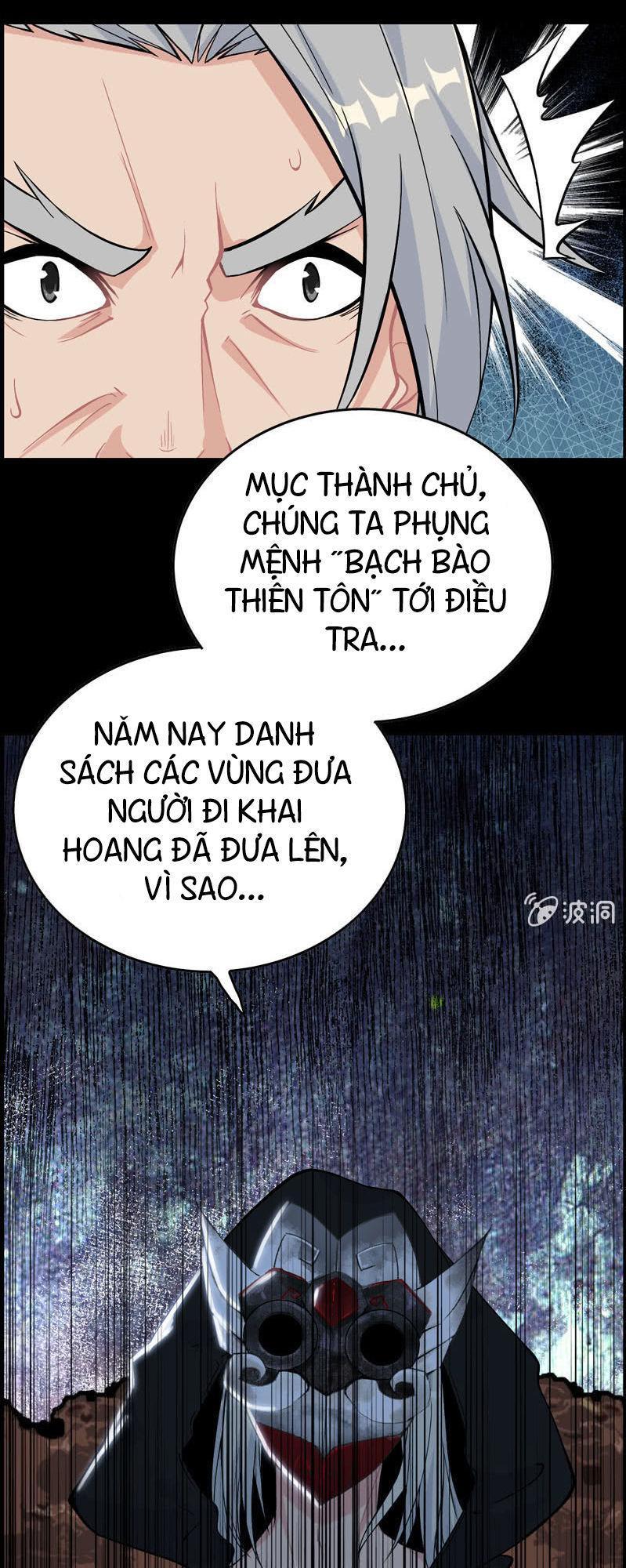 Thần Ma Thiên Sát Chap 34 . Next Chap Chap 35