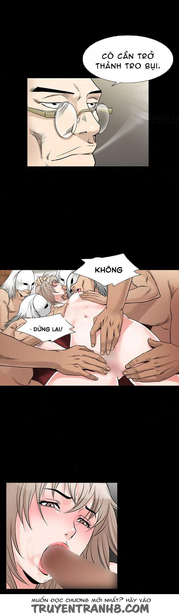 The Taste Of The Hand Chapter 61 - Trang 2