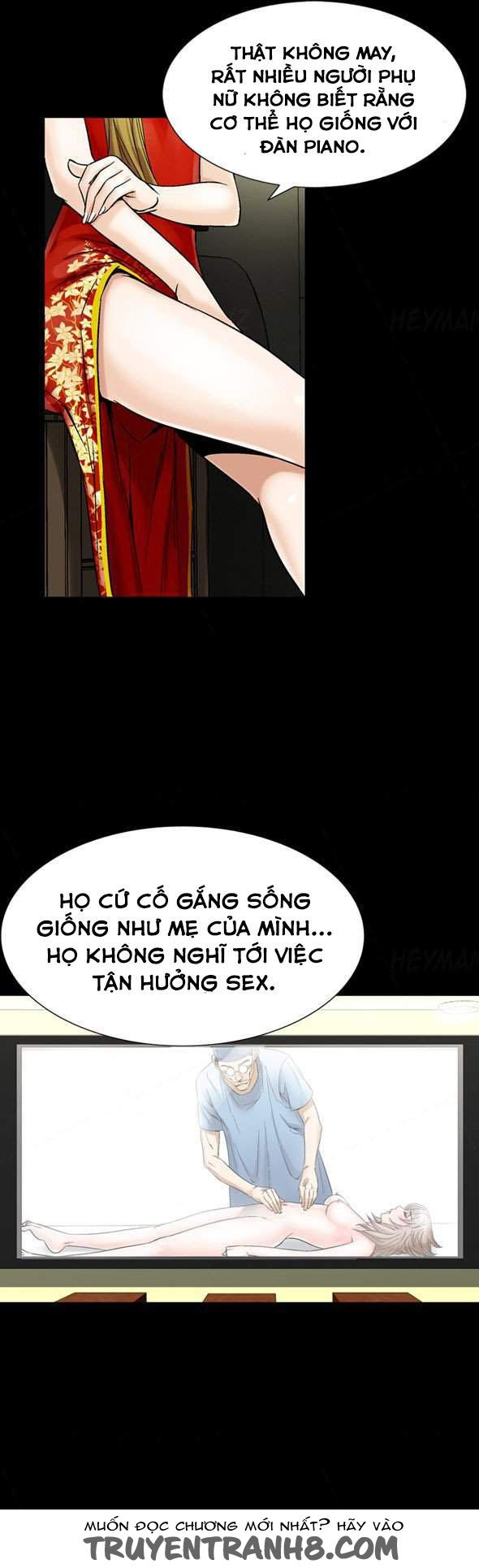 The Taste Of The Hand Chapter 57 - Trang 13