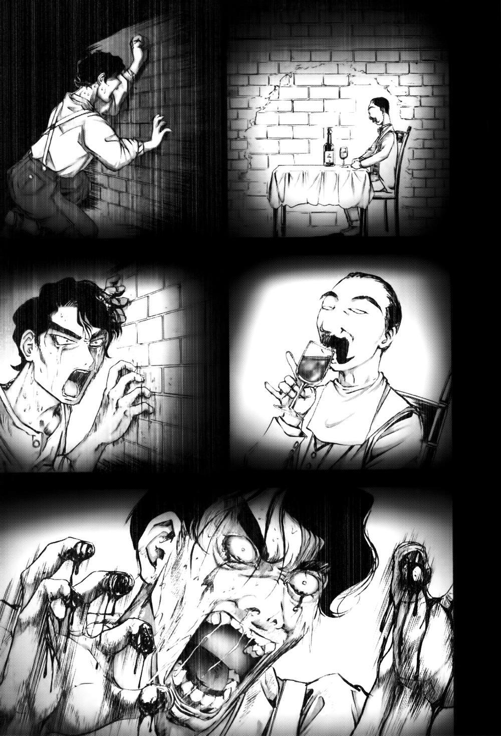 Dị Nhân Quán Chapter 9 - Trang 18