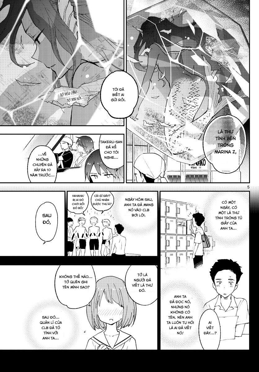 Hatsukoi Zombie Chapter 52 - Trang 6