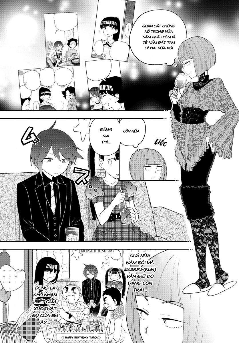 Hatsukoi Zombie Chapter 116 - Trang 5