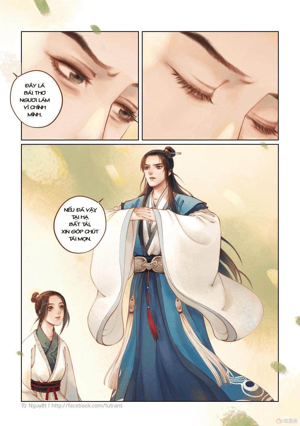 Phượng Tù Hoàng Chapter 12 - Trang 9
