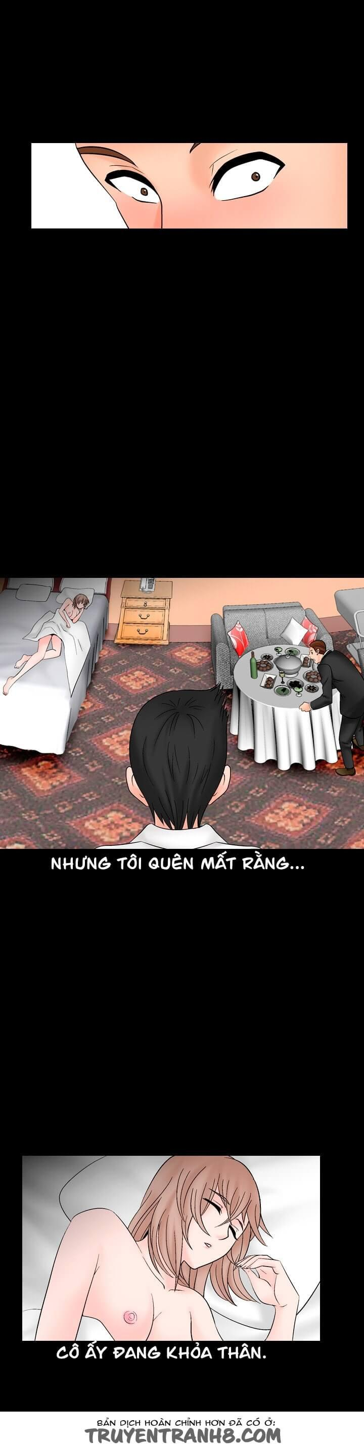 The Taste Of The Hand Chapter 32 - Trang 22