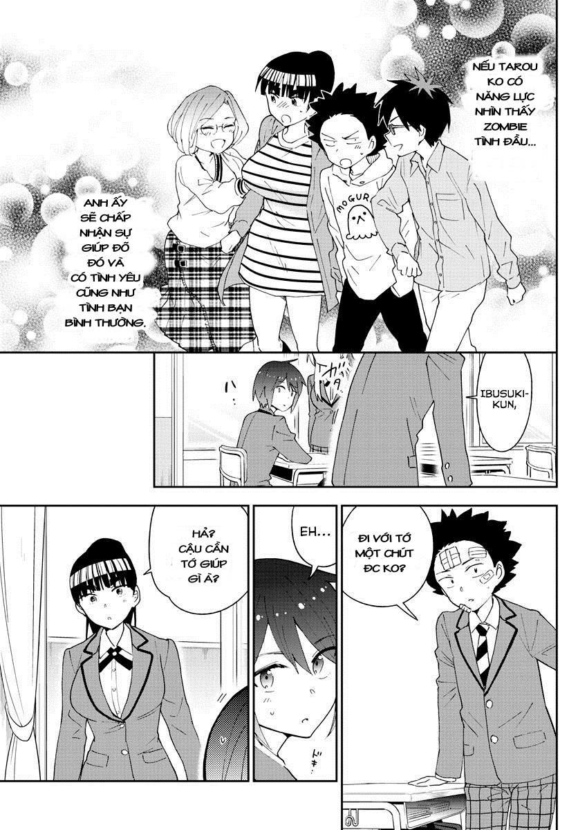 Hatsukoi Zombie Chapter 99 - Trang 10