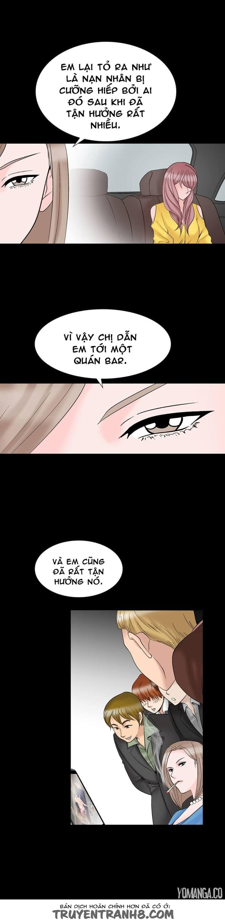 The Taste Of The Hand Chapter 24 - Trang 13