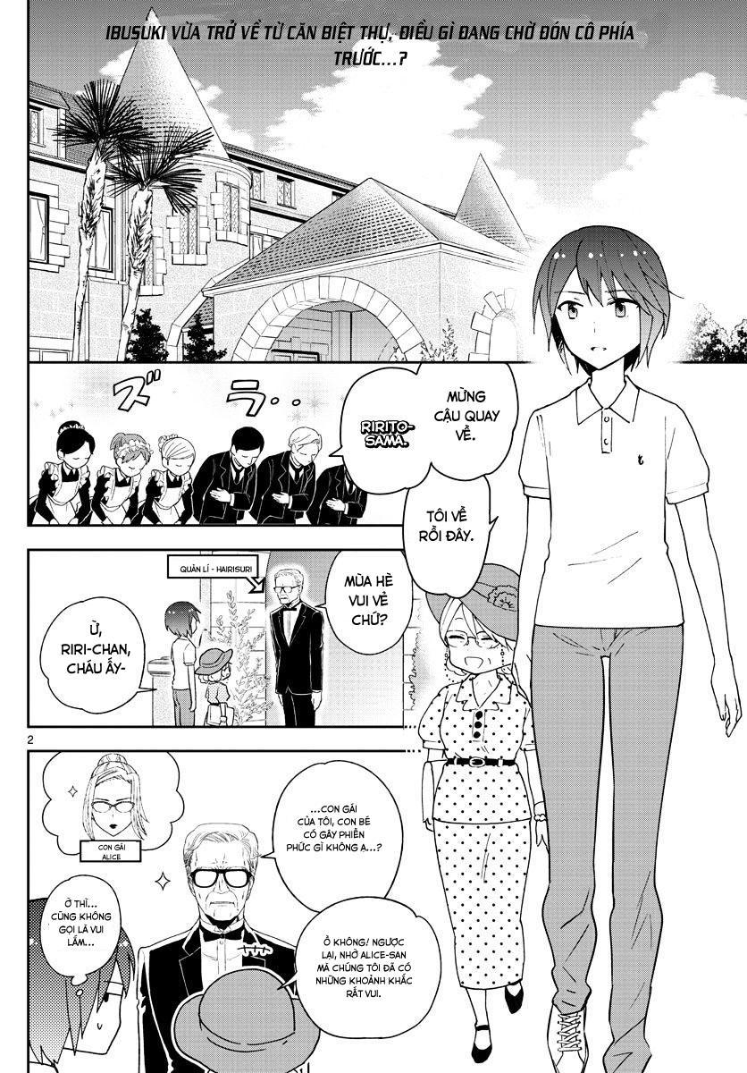 Hatsukoi Zombie Chapter 57 - Trang 3