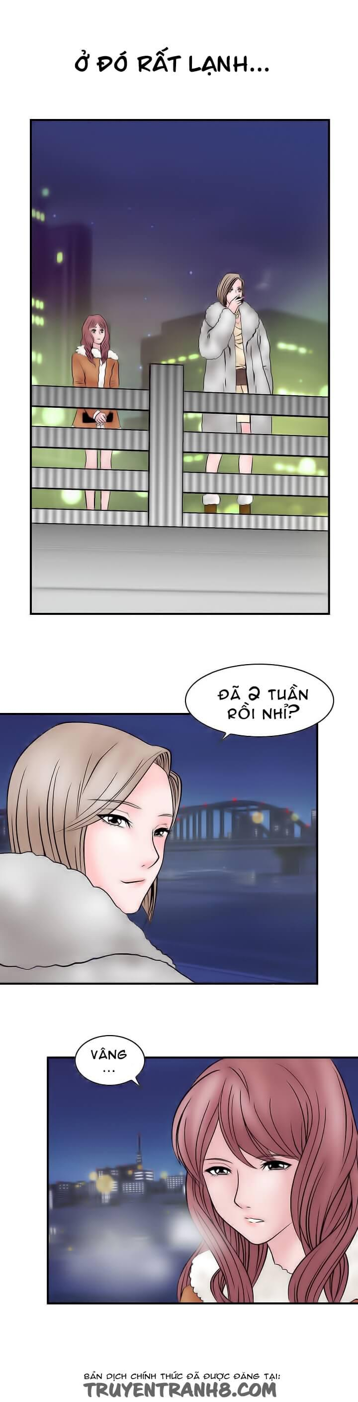The Taste Of The Hand Chapter 5 - Trang 13