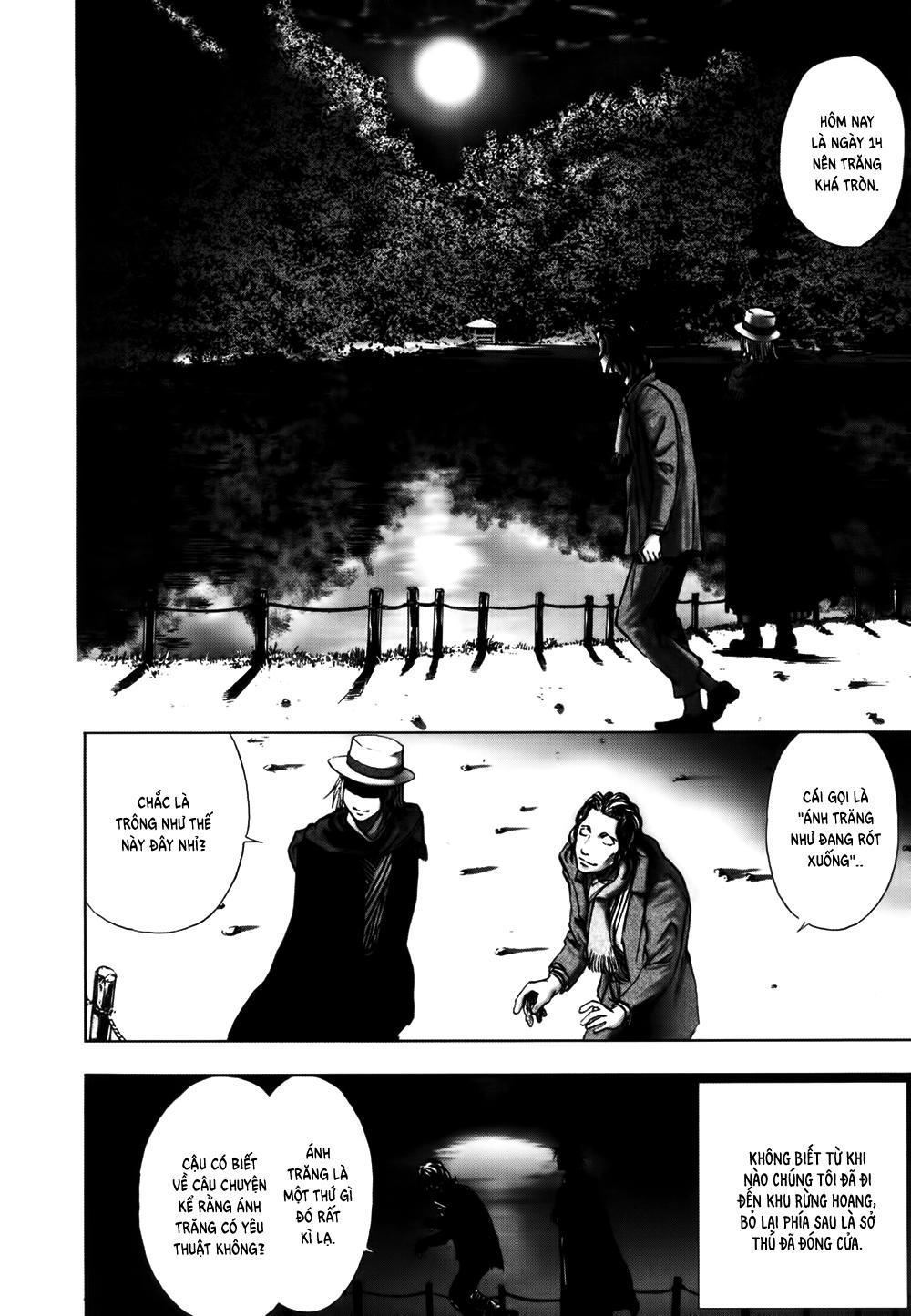 Dị Nhân Quán Chapter 22 - Trang 5