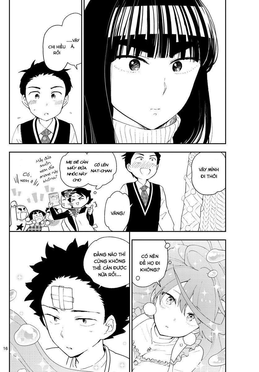 Hatsukoi Zombie Chapter 116 - Trang 18