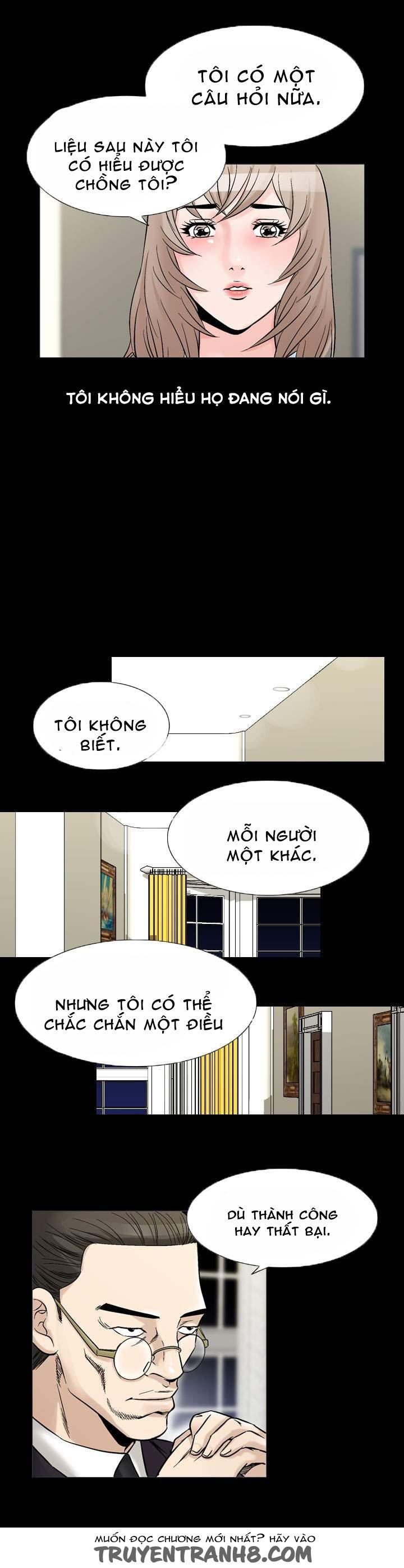 The Taste Of The Hand Chapter 60 - Trang 11