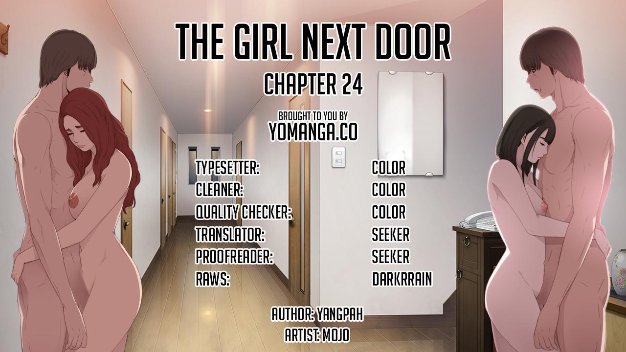 Em Hàng Xóm Chapter 24