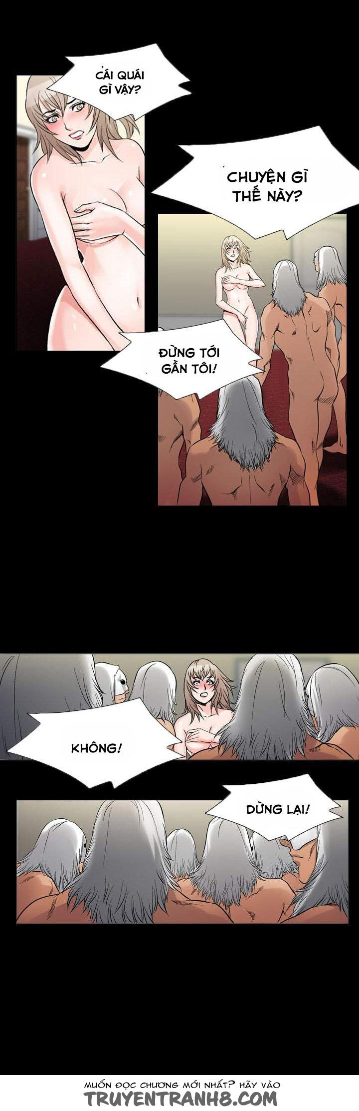 The Taste Of The Hand Chapter 60 - Trang 28