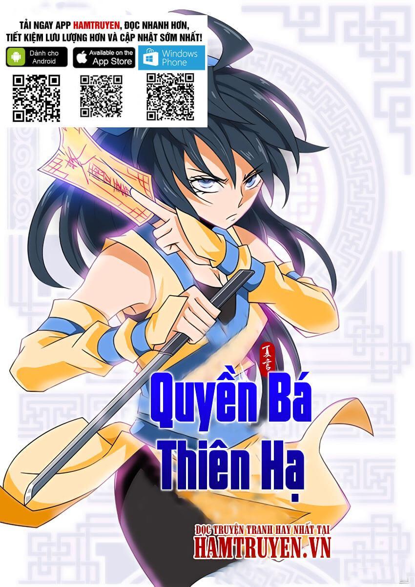 Quyền Bá Thiên Hạ Chapter 21