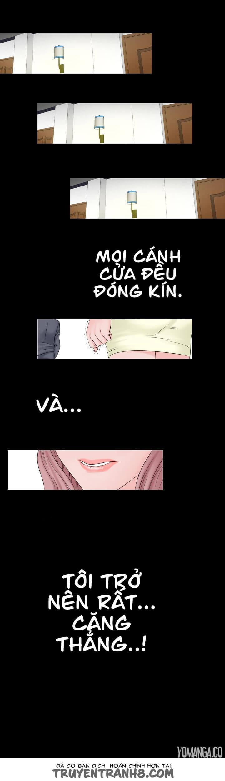 The Taste Of The Hand Chapter 27 - Trang 10