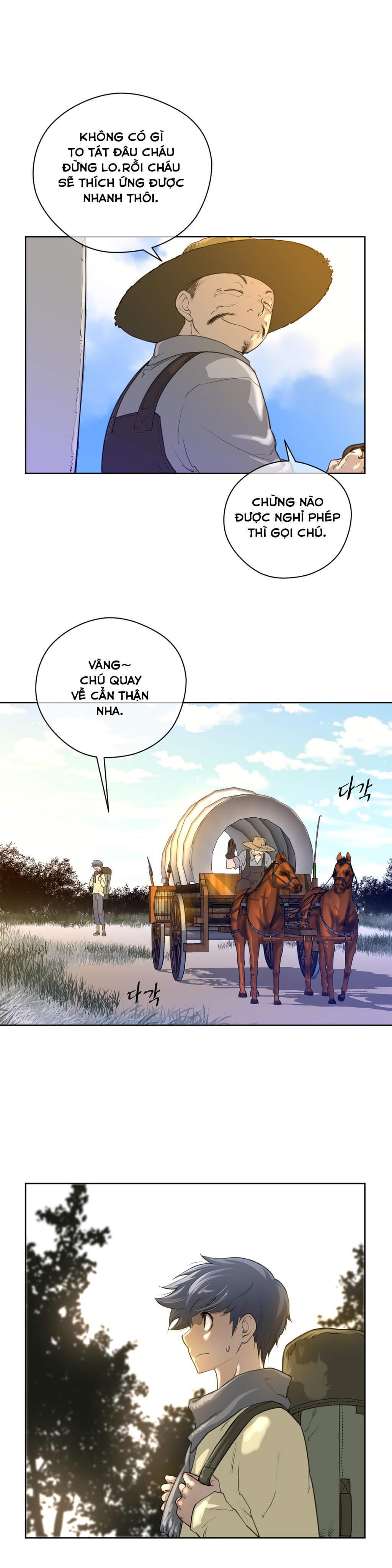 Hắc Lang và Hỏa Hồ Ly Chapter 8 - Trang 23