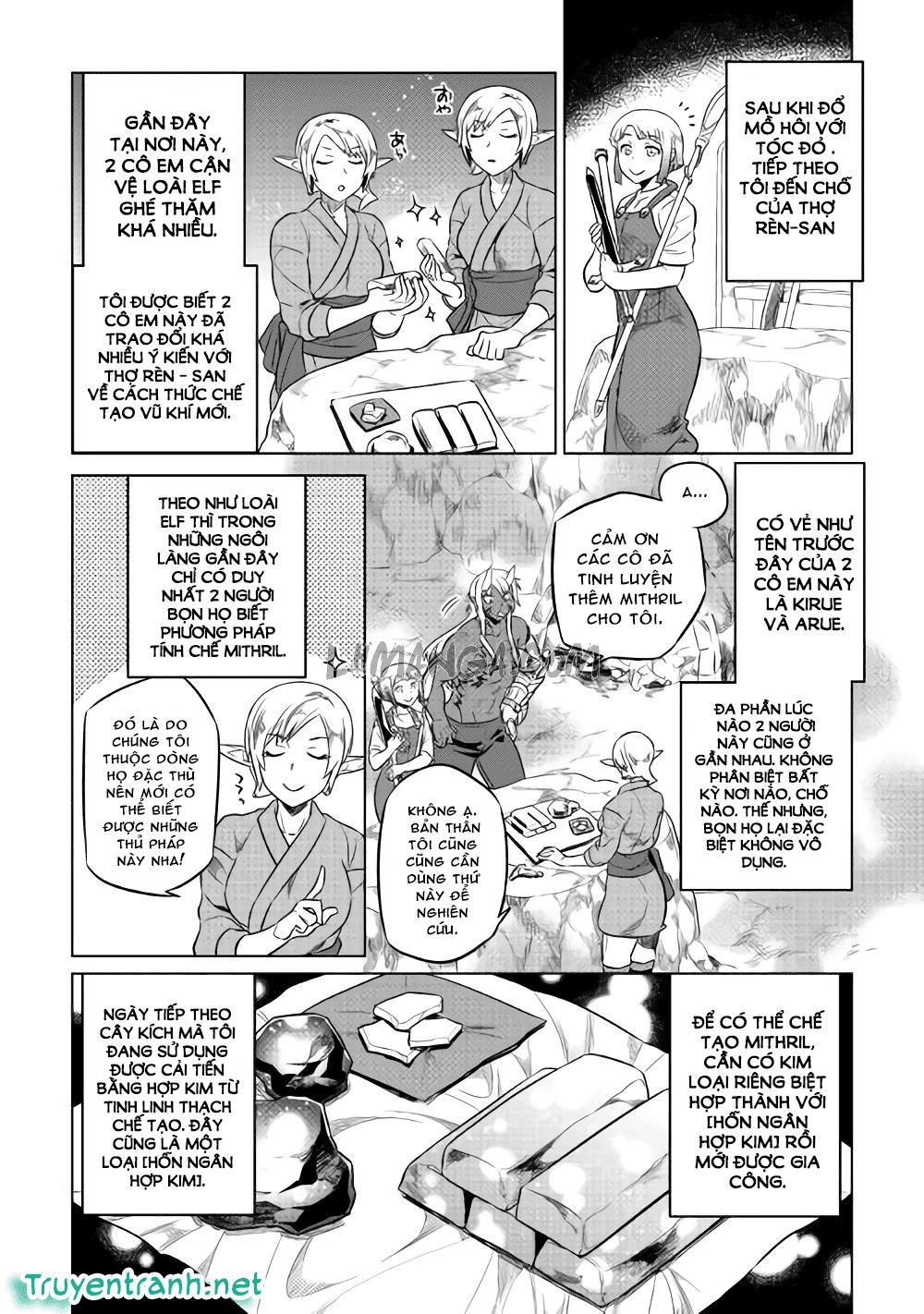 Re:Monster Chapter 27