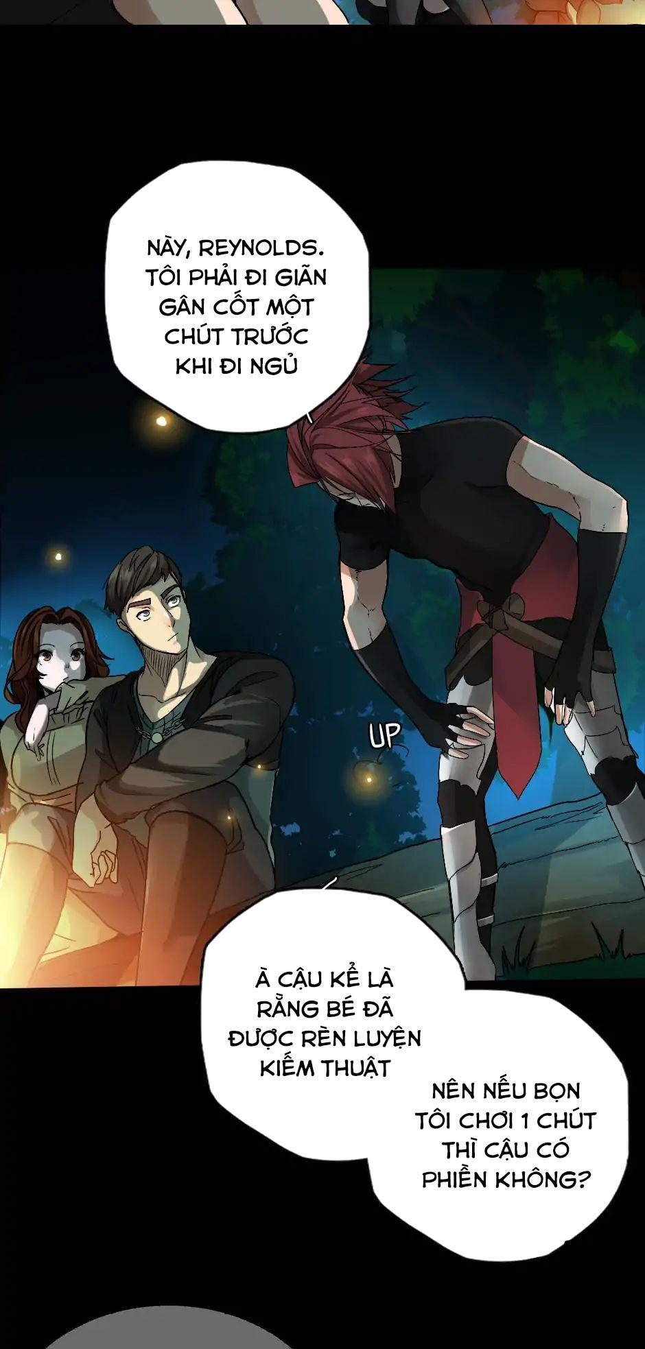 The Beginning After The End chap 7 - Trang 15