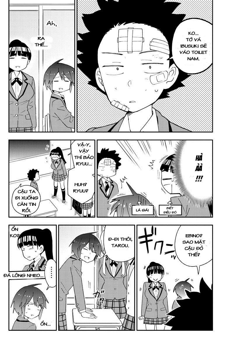 Hatsukoi Zombie Chapter 99 - Trang 11