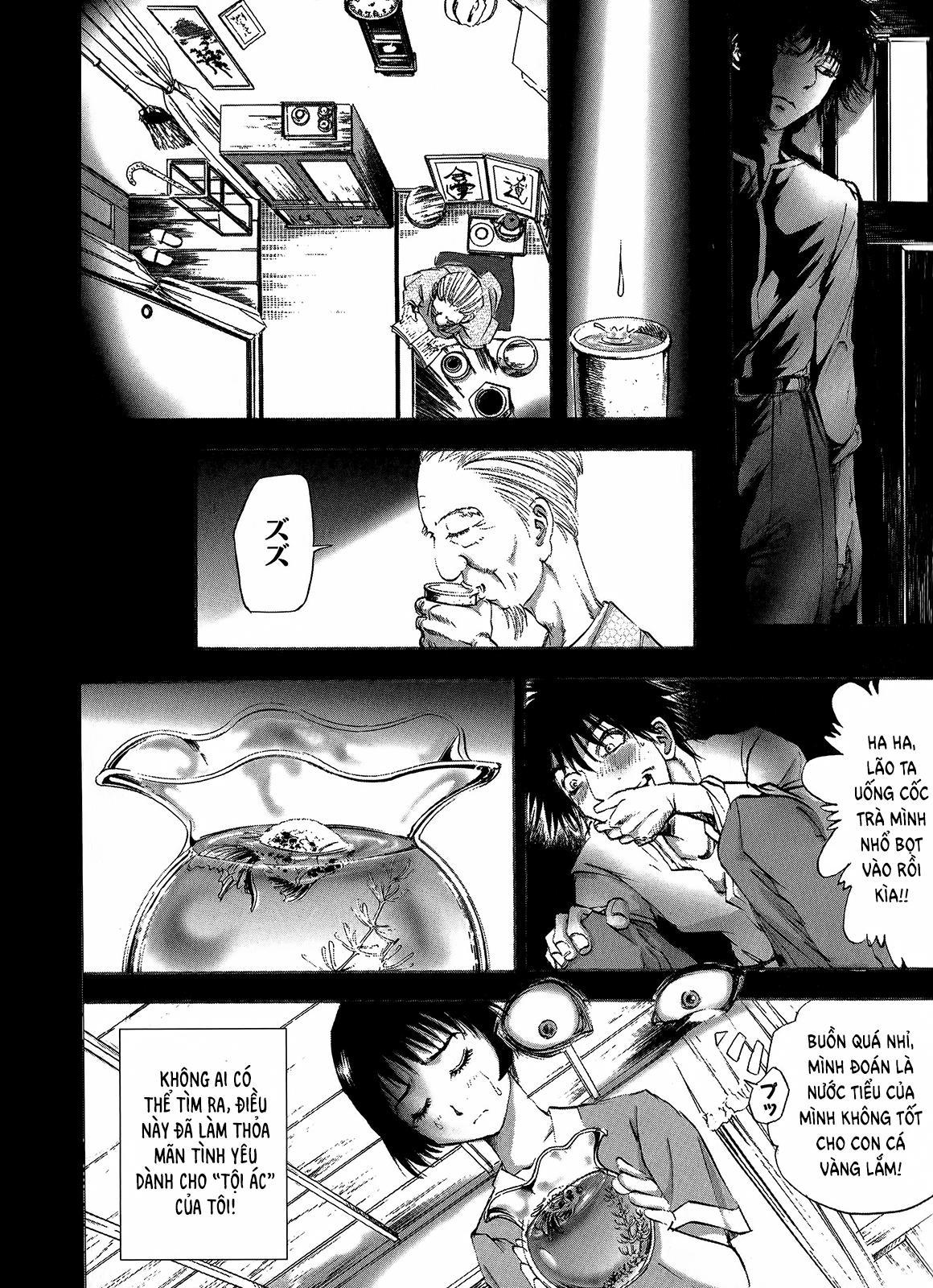 Dị Nhân Quán Chapter 1 - Trang 22