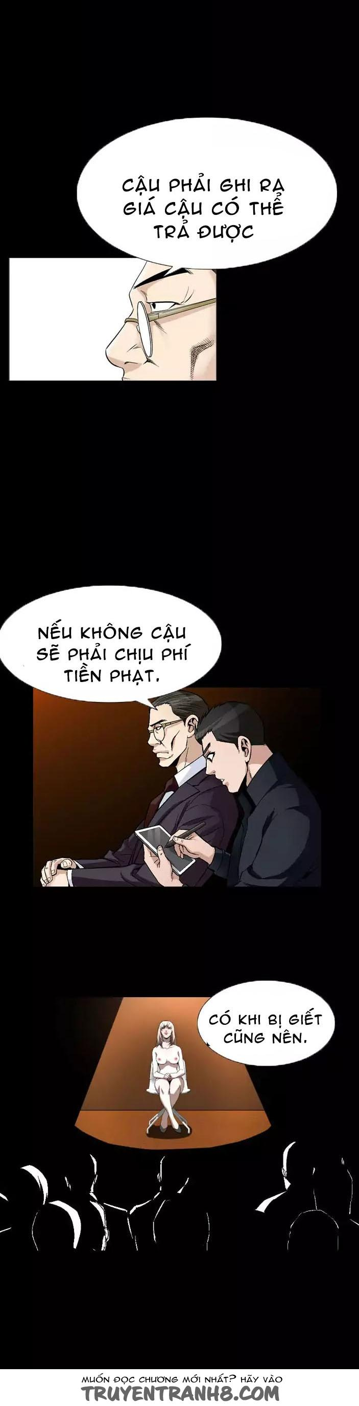 The Taste Of The Hand Chapter 84 - Trang 6