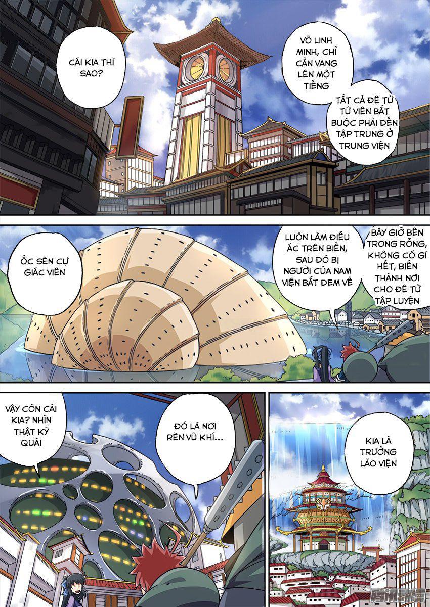 Quyền Bá Thiên Hạ Chapter 80