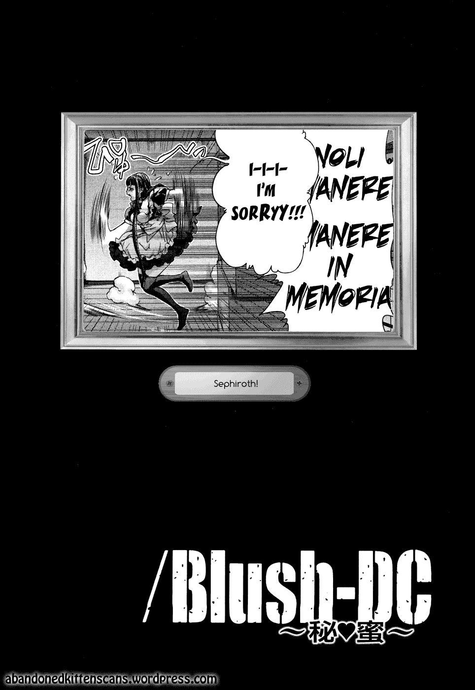 Trái Tim Và Thân Xác - Blush-DC Himitsu Chapter 29 - Trang 26