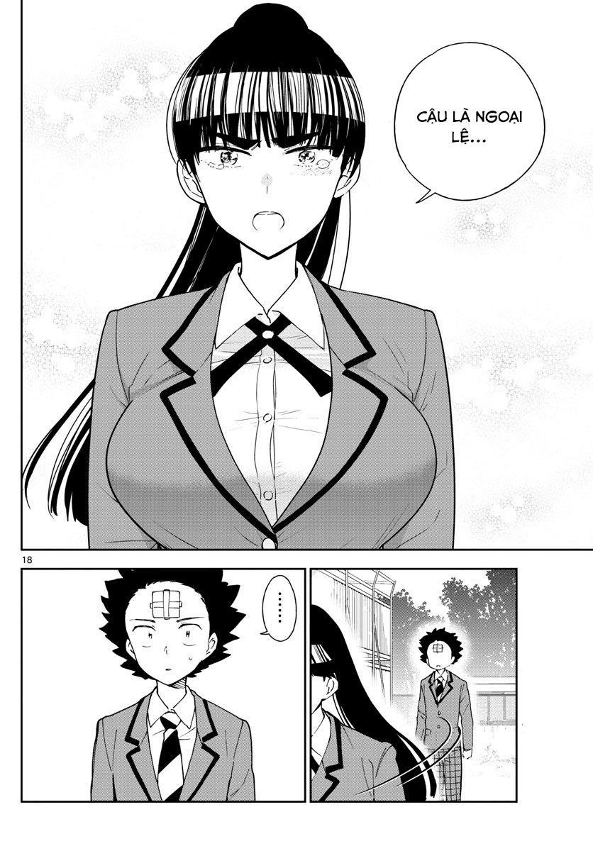 Hatsukoi Zombie Chapter 85 - Trang 19
