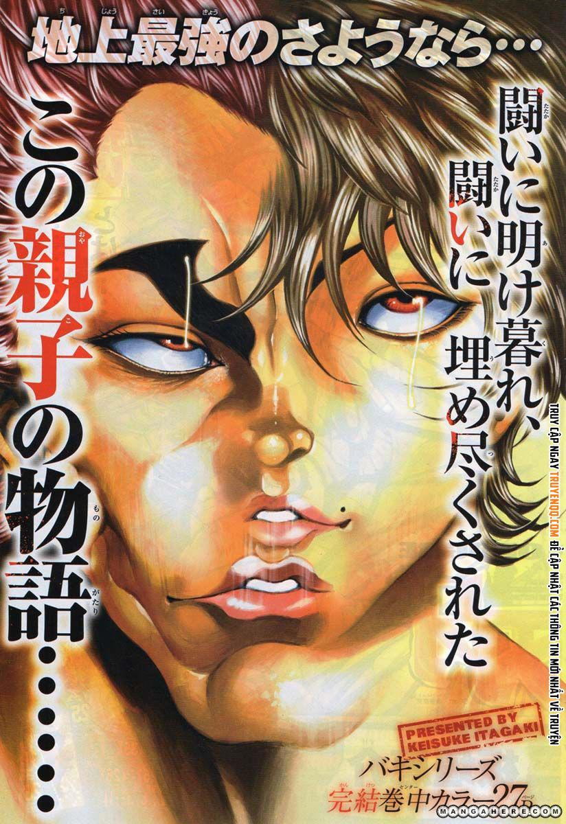 Baki - Son of Ogre chap 312