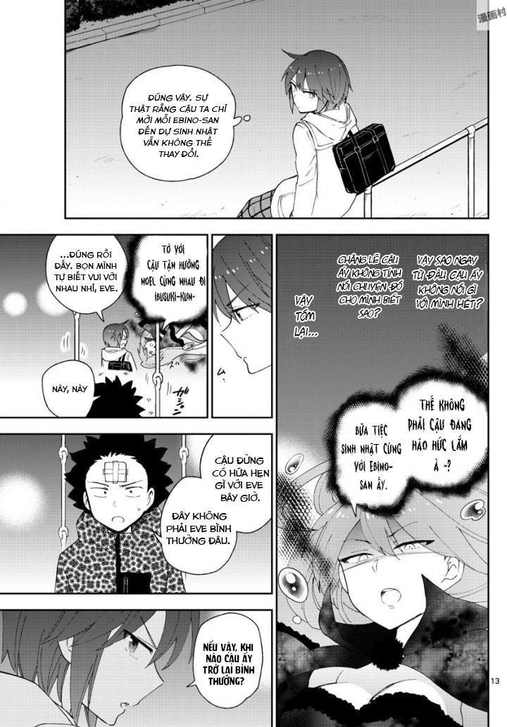 Hatsukoi Zombie Chapter 112 - Trang 15