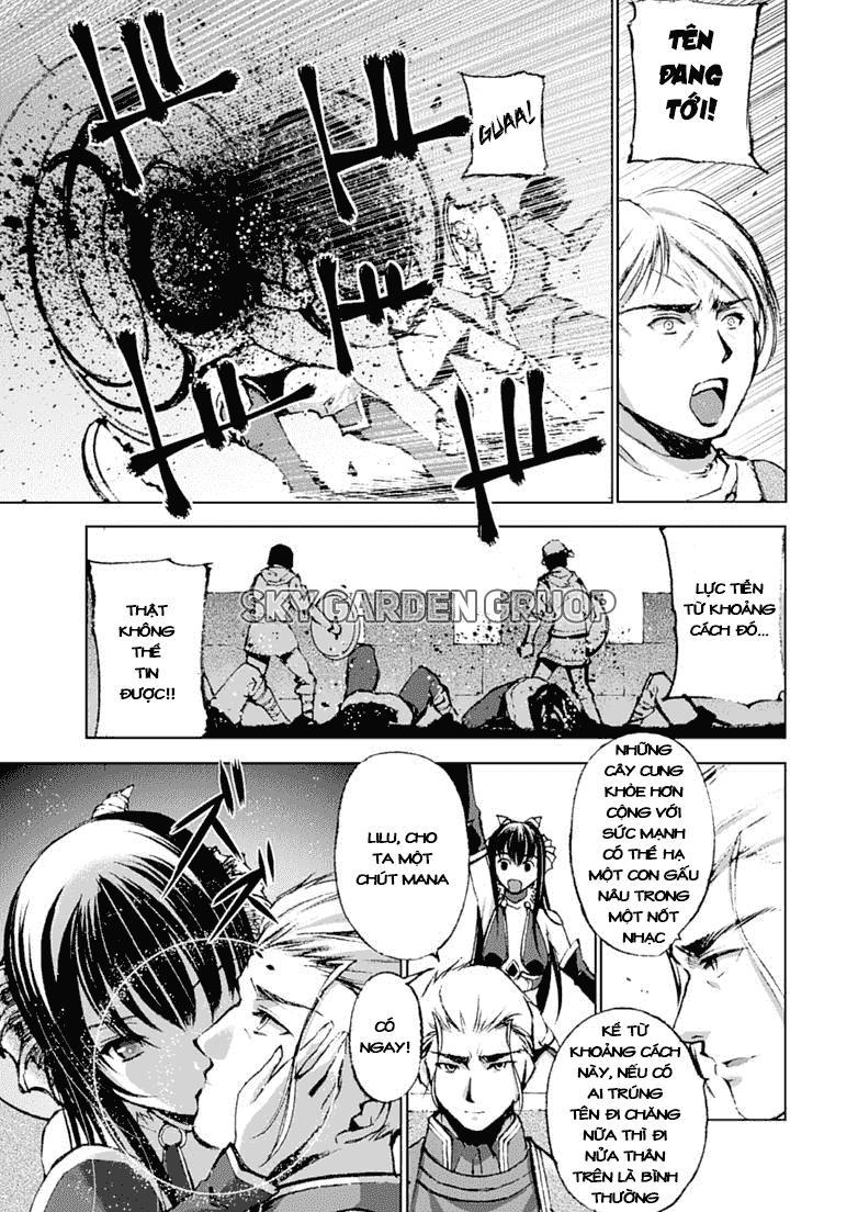 Maou no Hajimekata Chap 7 . Next Chap Chap 8