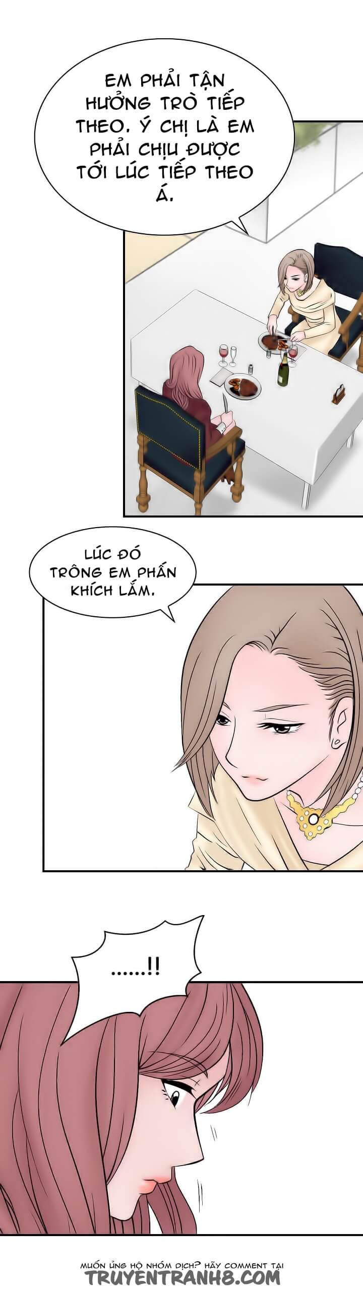 The Taste Of The Hand Chapter 5 - Trang 20