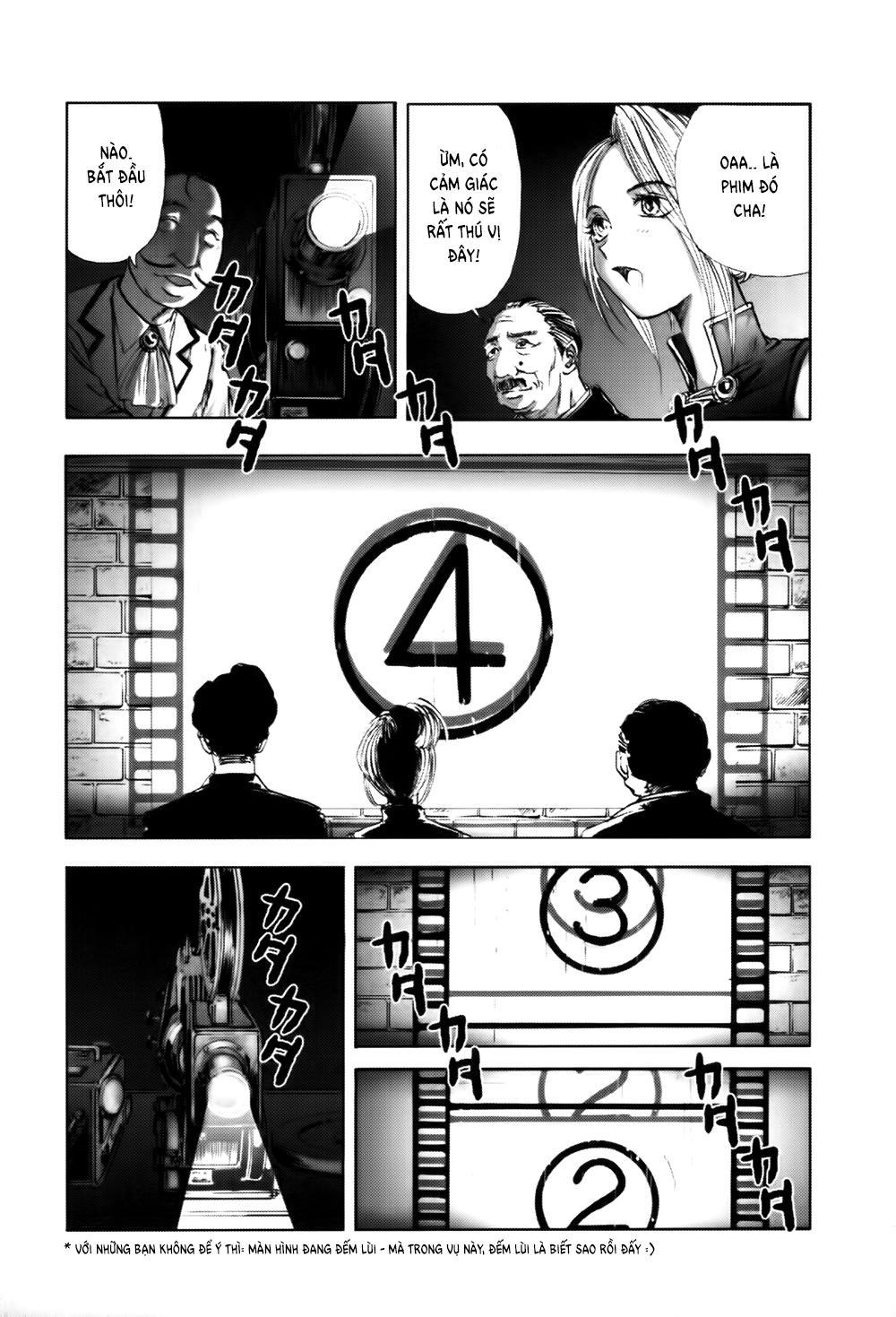 Dị Nhân Quán Chapter 9 - Trang 12
