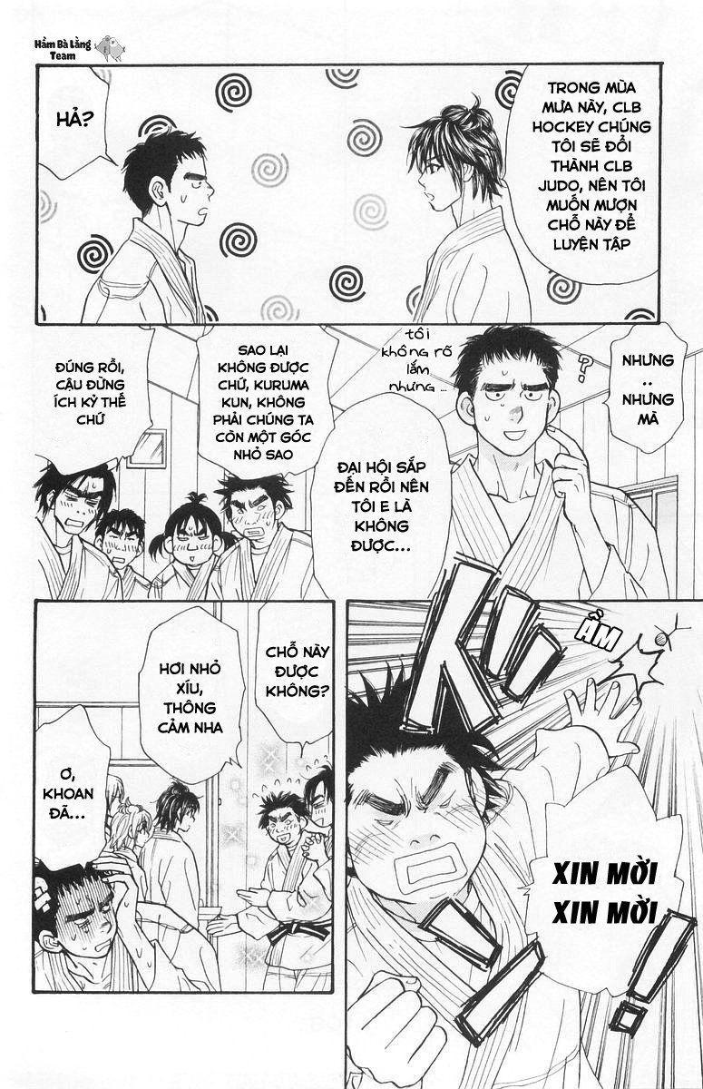 Gokuraku Seishun Hockey Club Chap 7 . Next Chap Chap 8