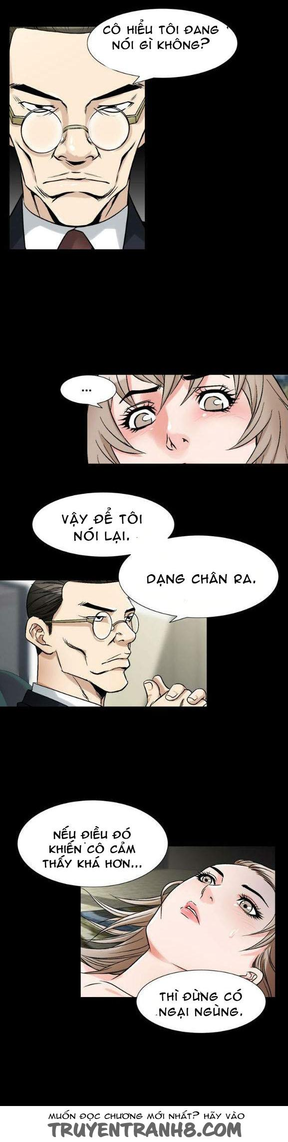 The Taste Of The Hand Chapter 65 - Trang 3