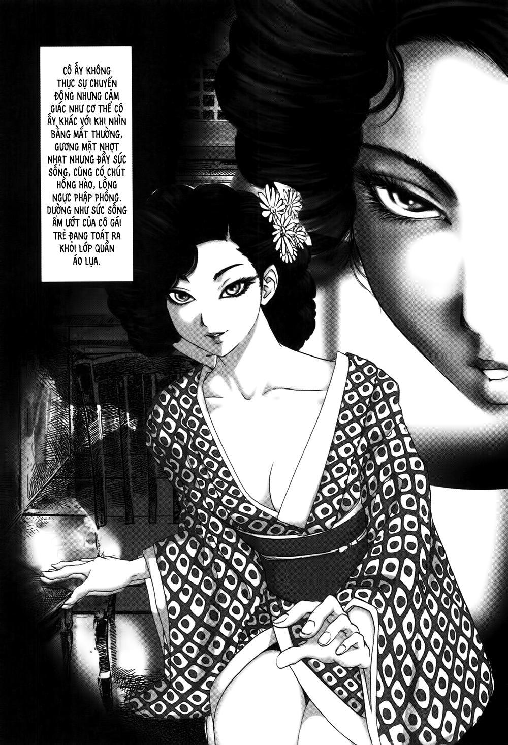 Dị Nhân Quán Chapter 15 - Trang 18