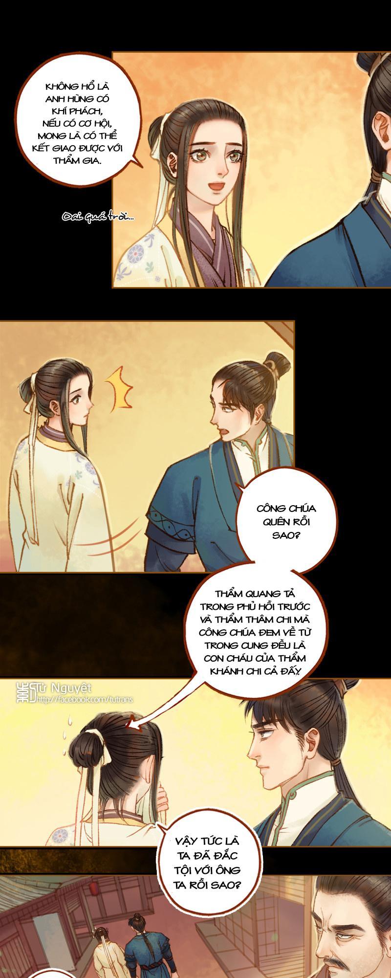 Phượng Tù Hoàng Chapter 20 - Trang 5