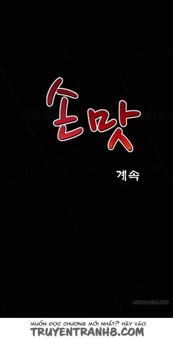 The Taste Of The Hand Chapter 57 - Trang 35