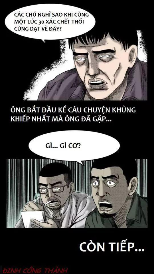Thầy Súng Kể Chuyện Ma Chap 35 . Next Chap Chap 36