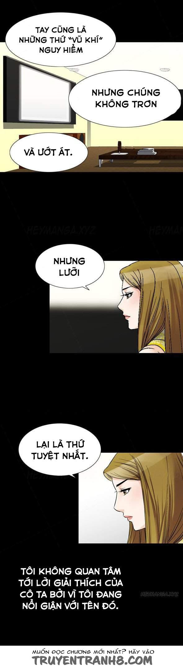 The Taste Of The Hand Chapter 57 - Trang 24