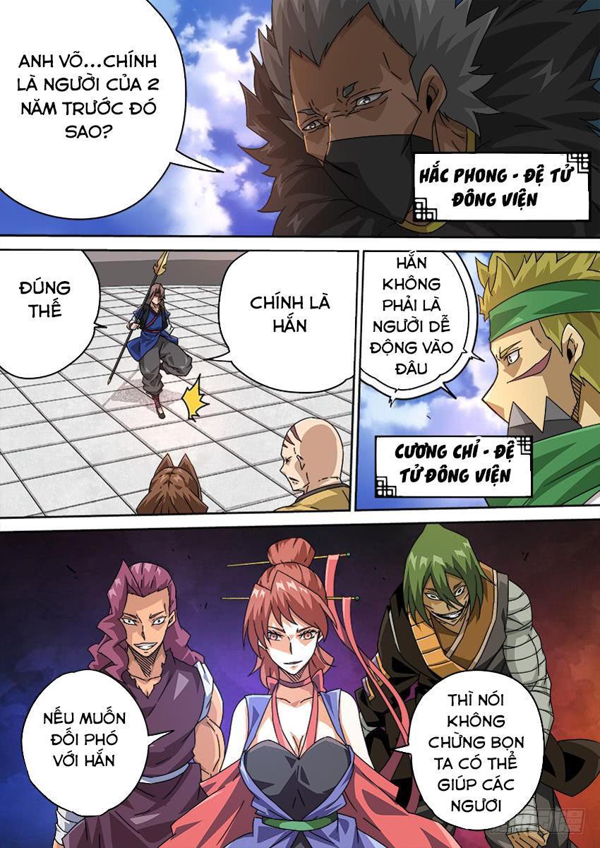 Quyền Bá Thiên Hạ Chapter 206