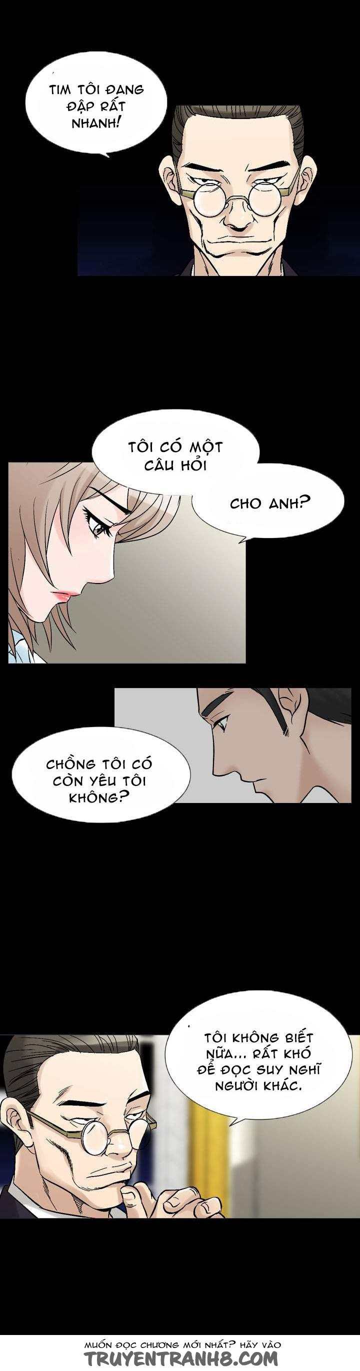 The Taste Of The Hand Chapter 60 - Trang 8